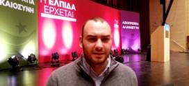 Στ. Γιαννακίδης: Θα εγγυηθούμε καλύτερες μέρες για το ΔΠΘ με την κοινωνία δίπλα μας