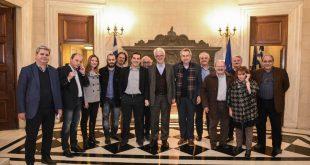 Συνεδρίαση του Περιφερειακού Συμβουλίου ΣΥΡΙΖΑ ΑΜΘ