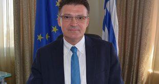 Αποτίμηση του 6ου Περιφερειακού Συνεδρίου από τον Αντιπεριφερειάρχη Έβρου κ. Πέτροβιτς. (Ηχητικό)